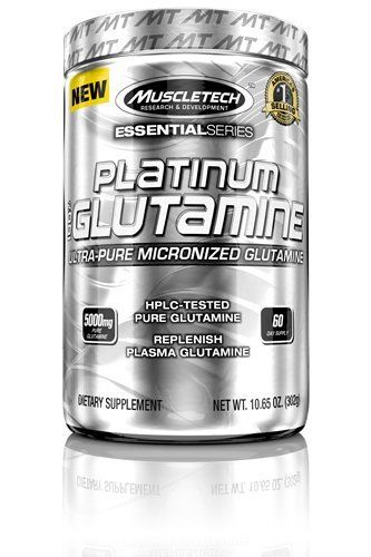 Clinically studied 5000 mg dose per serving. Contains the highest quality HPLC tested pure glutamine at a better value than competitors. Perfectly tasteless odorless and mixes effortlessly on its own...