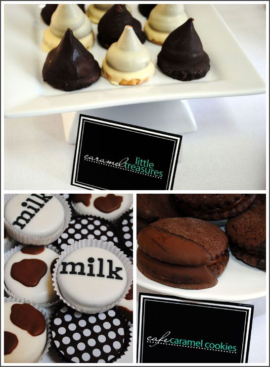 love the chocolate covered oreos!