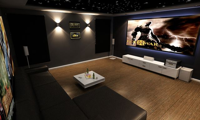 Oltre 1000 idee su sala home cinema su pinterest sala - Sala home cinema ...
