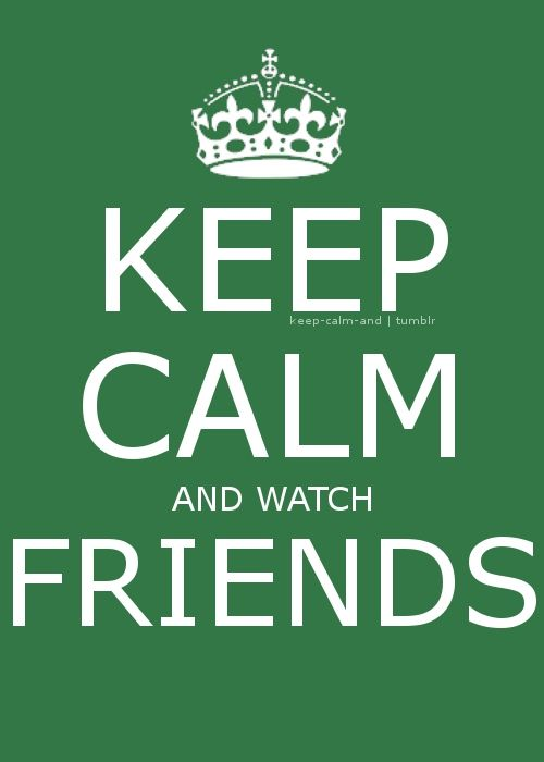 truth: Calm, Quotes, Friends Tv, F R I E N D S, My Life, So True, 3 Friends, Mylife