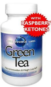 Green Tea, Natural Antioxidant & Weight Loss aid by Pure Source Labs. $19.95. Maximizes powerful thermogenic action in fast-release Liquid Soft-Gels. Prevent cellular damage caused by free radicals.. Caffeine and fluoride free. Boosts Immune System & Protects Cells from Damage. One of the most potent green tea extracts on the market.. Green Tea, a potent source of antioxidants, is also a source of polyphenols and EGCG (epigallocatechin gallate) - two antioxidant compounds that...