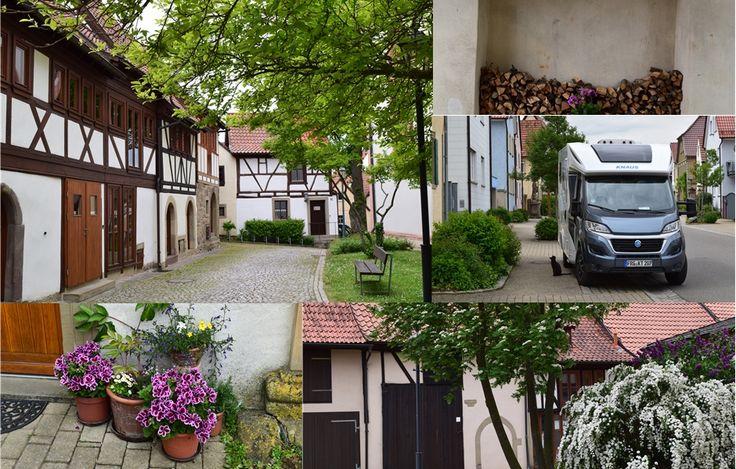 Slow Travel Tipps - Weinland Franken per Wohnmobil  ... #genussreisetipps #franken #wohnmobil #weinland