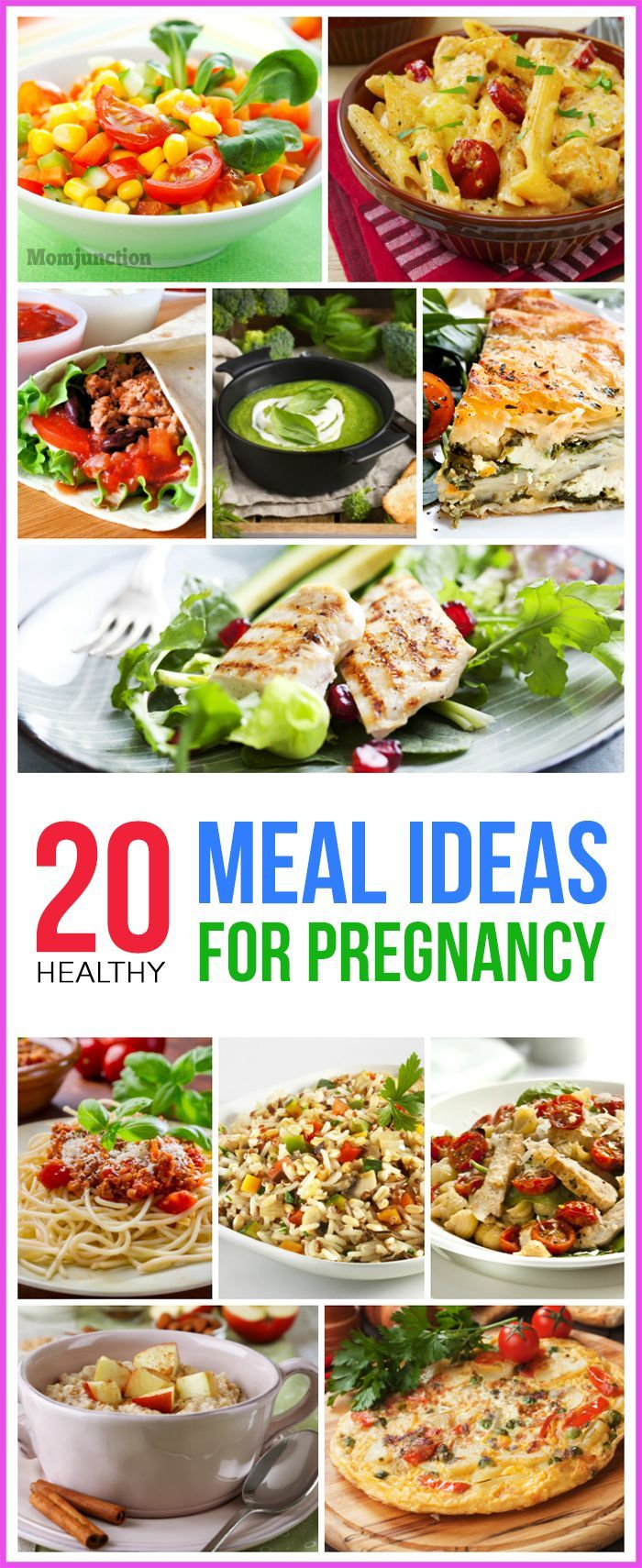 Best 25 healthy pregnancy meals ideas on pinterest pregnancy 20 healthy meal ideas for pregnancy ccuart Images
