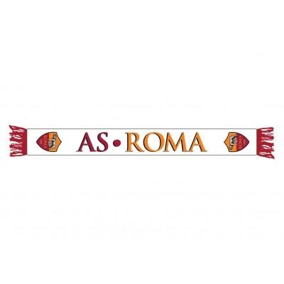 A.S. ROMA JACQUARD SCARF white  $18.90 | *_____*