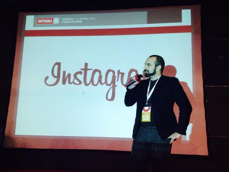 Workshop su Instagram allo SMAU
