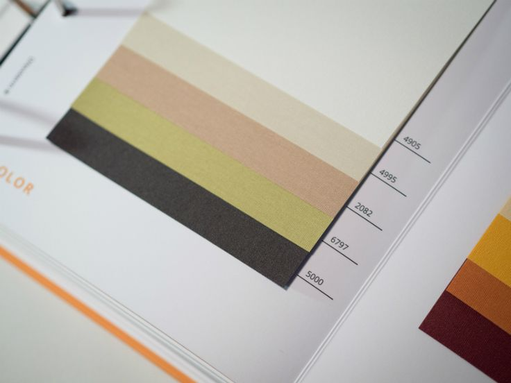 .. široká nabídka materiálů / .. wide range of materials
