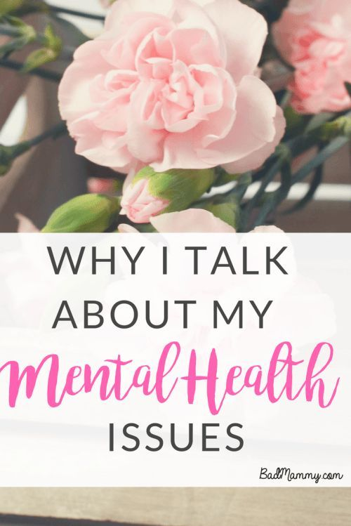 Why Do I Talk About My Mental Health Issues? #GreenRibbon