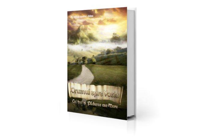 """Drumul spre Vozia"", romanul fantasy românesc scris de un preot pasionat de folclor"
