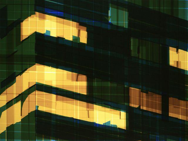 Mark Khaisman tape art - #art #tape