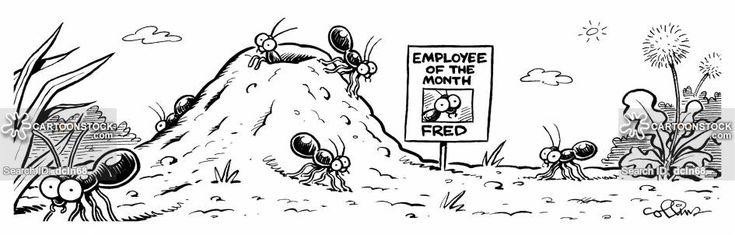 Ant anthill