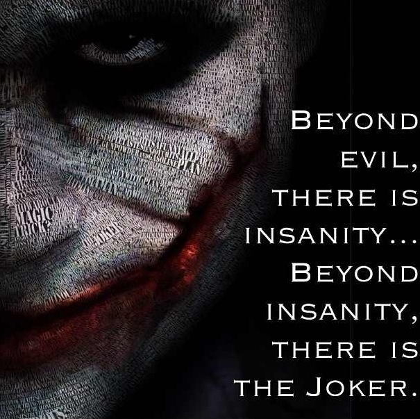 17 Best images about The joker on Pinterest | Bane quotes ...