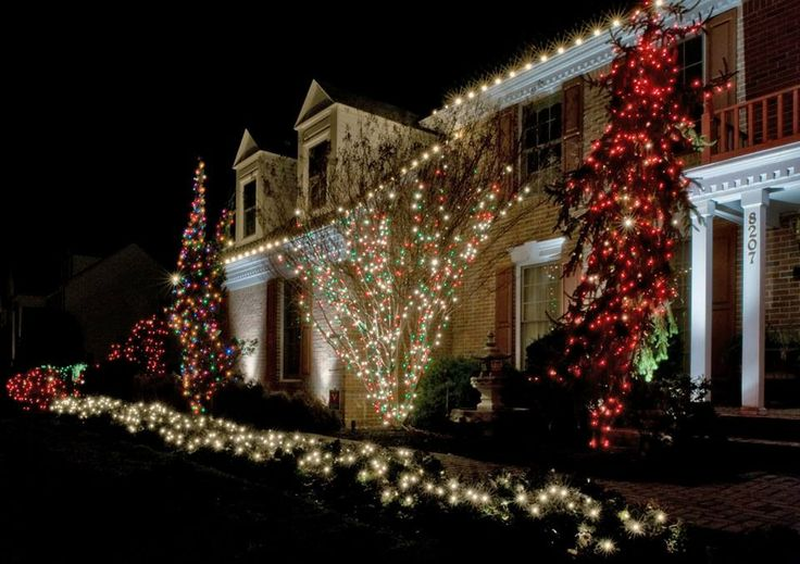 Christmas Lights Installation We Offer Holiday And Event