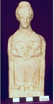Кельтская кормящая богиня, Болдок, II в.