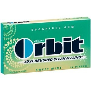 Orbit Sugarfree Gum Sweetmint, 14-Piece Packs (Pack of 24) (Misc.)  http://like.best-hometheaters.com/redirector.php?p=B000GPY370  B000GPY370