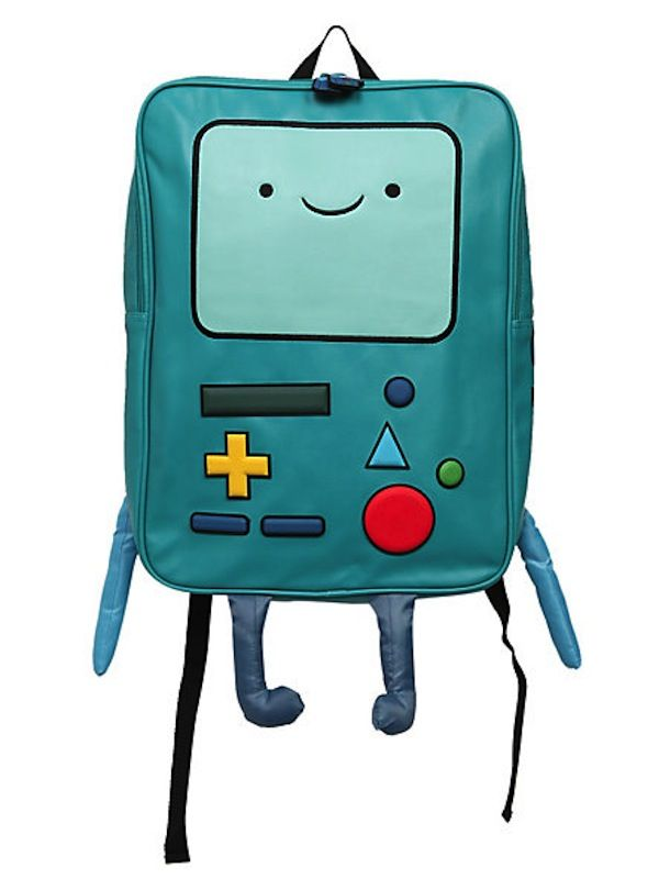 """This """"Adventure Time"""" BMO Backpack Will Be Your Loyal Friend All Summer"""
