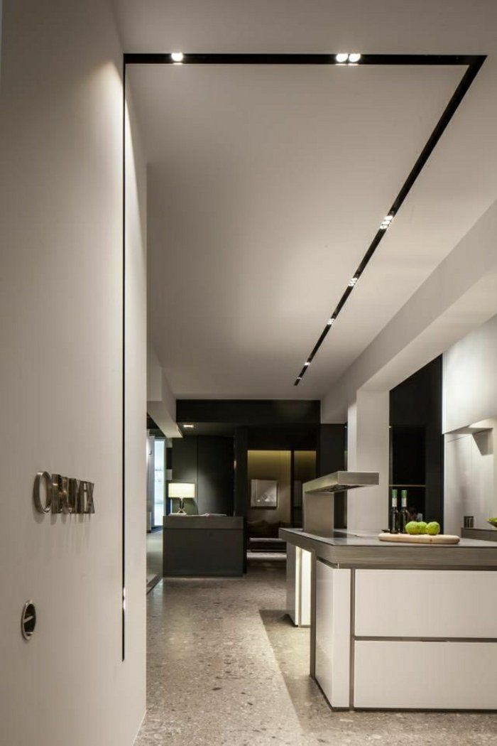 best 25 faux plafond cuisine ideas on pinterest. Black Bedroom Furniture Sets. Home Design Ideas
