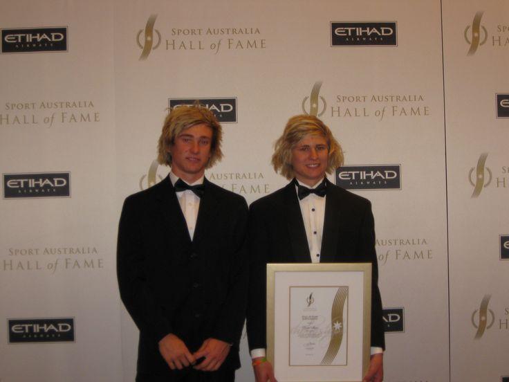 Sean Dillon and Brad Shaw 2012