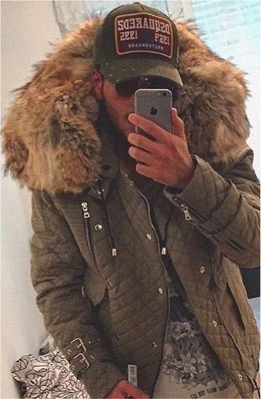 Verkaufe,  streng limitierte 100% Balmain Paris Echtpelz vom Waschbären Winterjacke Weltweit...,Herren Balmain Jacke Mode Style Dsquared BALMAIN in Hamburg - Hamburg Allermöhe