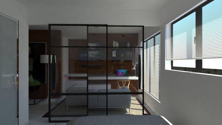 Sengkang Fernvale Riverwalk HDB 2 Room BTO for singles @ 47sqm designed by this Online design magazine editor
