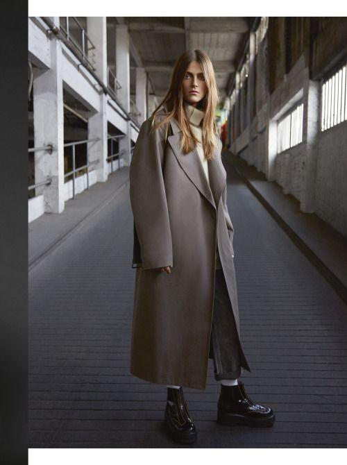 #fashion #editorial #grazia #laureorsetprelet #brunakazinoti #marlenaszoka #army #lemaire #celine