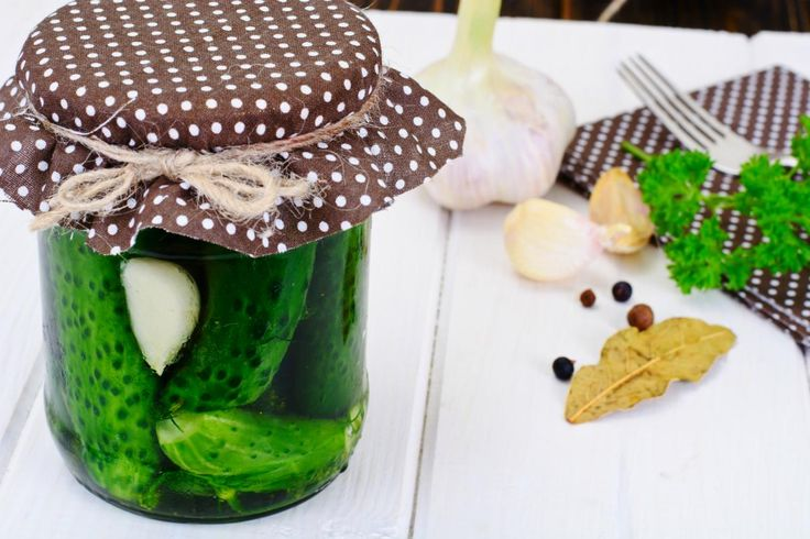 Домашнее консервирование огурцов на зиму   Дачная кухня (Огород.ru)