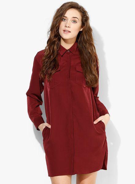 Awesome Shirt Dress for Women TOPSHOP Oversized Cupro Shirt-Dress - 3218 - Jabong.com Check more at http://24store.ml/fashion/shirt-dress-for-women-topshop-oversized-cupro-shirt-dress-3218-jabong-com/