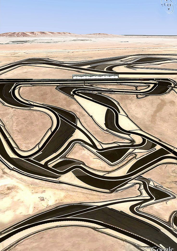 The Eye of God - Recreating Andreas Gursky, Bahrain 1 (Google Earth Remix) - Florian Freier // selected works and concepts
