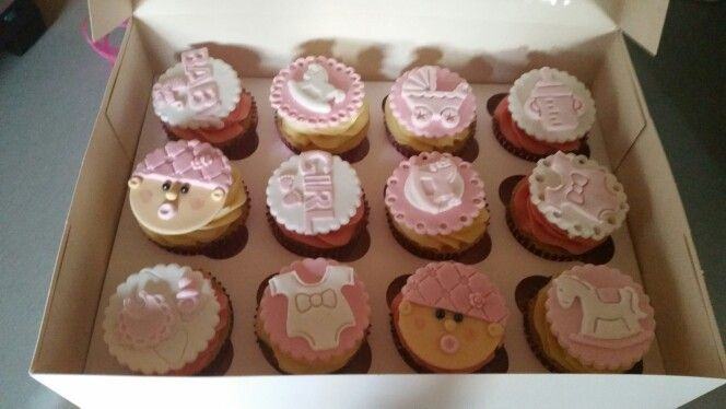 Don't usually go in for things like this but these cakes for my niece's baby shower are brilliant. From Gafffaccinos Coffee Shop 24 Penallta Rd Ystrad Mynach CF82 7AN