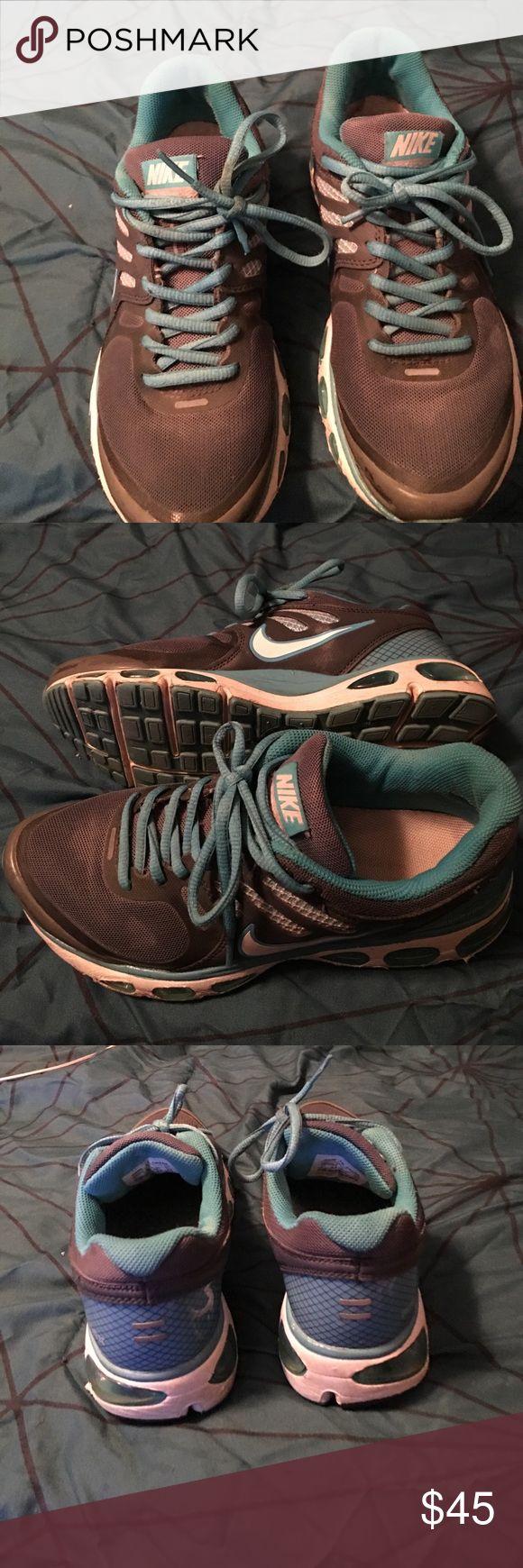 Women's Nike air tailwind size 7 Minimal wear, smoke free home Nike Shoes Sneakers