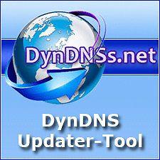 DynDNS Updater Tool - NAS, IP-Cam, Server extern mit fester IP Adresse erreichen