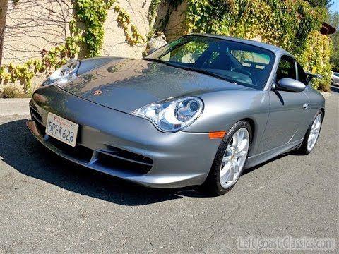 2004 Porsche 911 GT3 for Sale in Seal Grey