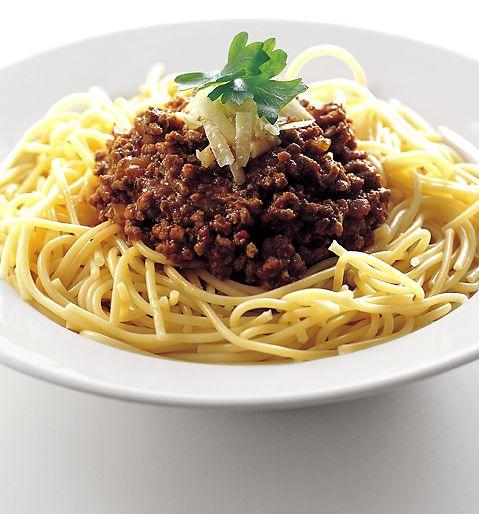 Pasta Bolognese | Recept.nu