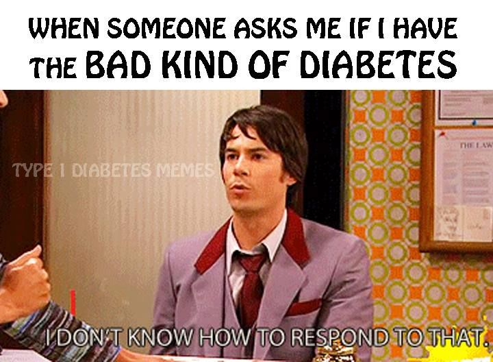 Dating someone with type 1 diabetes