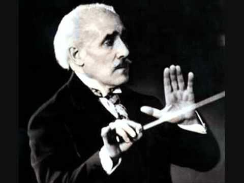 """Arturo Toscanini """"Overture"""" La Forza del Destino"""