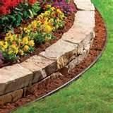 garden edging + pavers - Bing Images