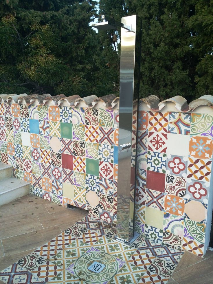 17 mejores ideas sobre baldosas para exterior en pinterest - Azulejos para exterior ...