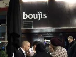 Boujis.  Frequented by royals and celebs.  Dont bother if your name isnt on the list.