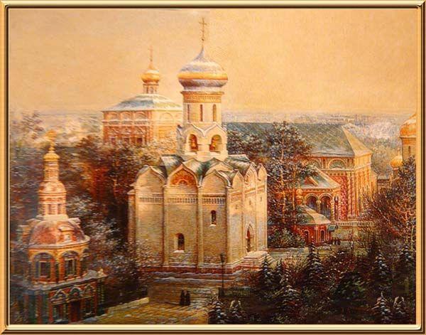 Русские купола