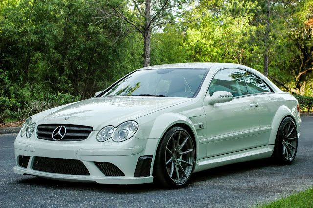 All Cars NZ: 2008 Mercedes CLK 63 AMG Black Series