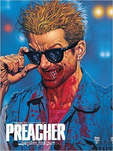 Absolute Preacher HC Vol 1: Amazon.co.uk: Garth Ennis, Steve Dillon: 9781401264413: Books