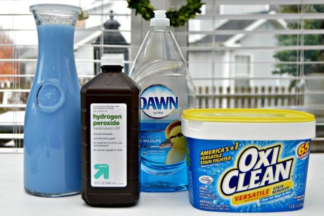 Most homemade cleaning products are safer than commercial products, according to the Environmental Protection Organization. If your carpet is stained, there is no need to use expensive products or strong chemicals.  Carpet cleaners can be made with household products you likely already have at home. There are many recipes for inexpensive carpet...