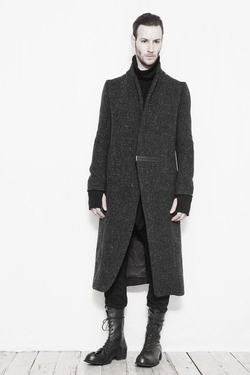 nude:masahiko maruyama 2014 Fall/Winter Lookbook