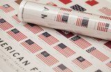Pop Chart Lab | Design + Data = Delight | American Flags