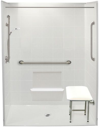 92 best Showers for the Disabled images on Pinterest   Showers, Bath ...