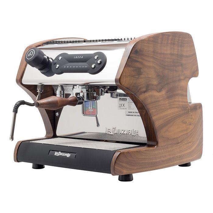 Clive Coffee: LUCCA A53 Espresso Machine by La Spaziale