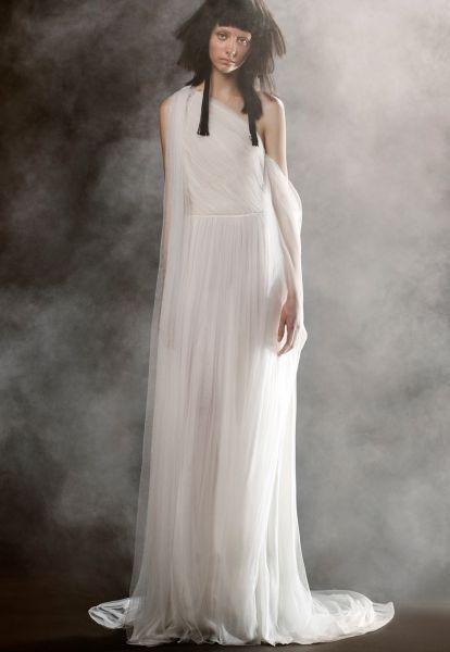 Robes de mariée Vera Wang 2018 : une collection atypique et totalement différente Image: 17