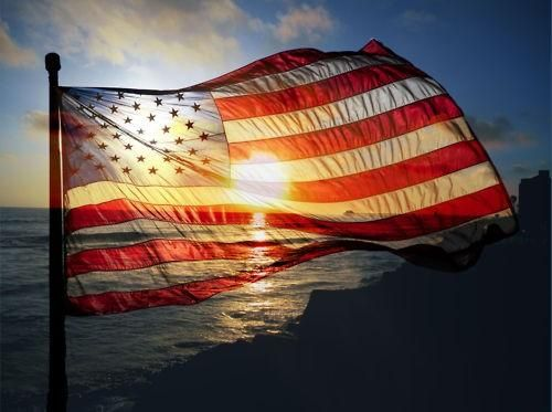 God Bless America,   Land that I love. Stand beside her, and guide her. Thru the night with a light from above. From the mountains, to the prairies,   To the oceans, white with foam. God bless America, My home sweet home.