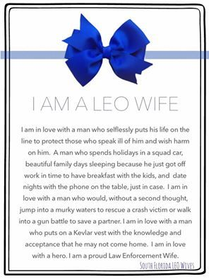 I am not one yet but I will be! The love of my life bleeds blue!