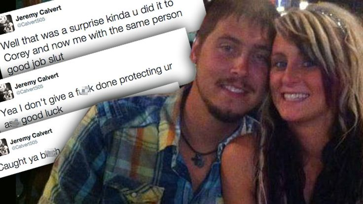 Radar Online | Leah Messer's Husband Jeremy Calvert Accuses Her Of Cheating