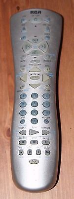 RCA TV DVD VCR Combo Remote Universal With Code Search Replacement